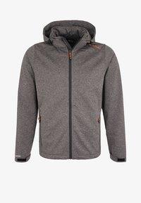 Whistler - PADUA - Soft shell jacket - frost grey - 4