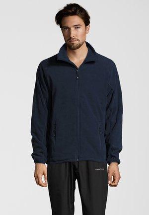 Fleece jacket - dark blue