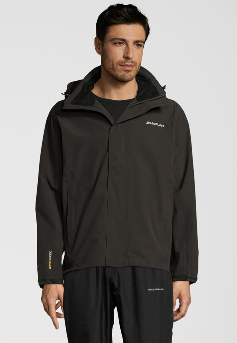 Whistler - MIT STRETCH-FUNKTION - Outdoor jacket - olive