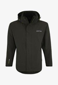 Whistler - MIT STRETCH-FUNKTION - Outdoor jacket - olive - 4