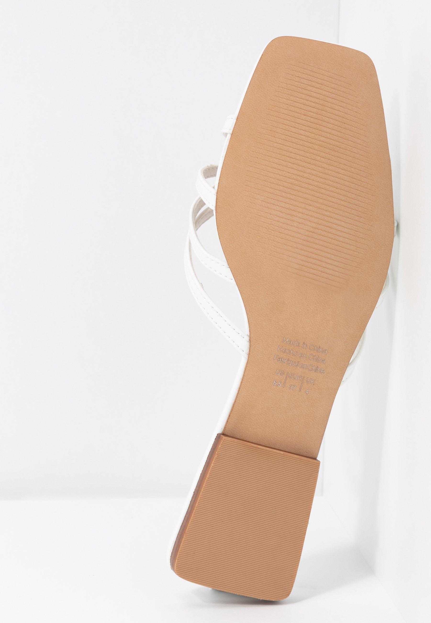 Who What Wear ERICKA - Slip-ins - white