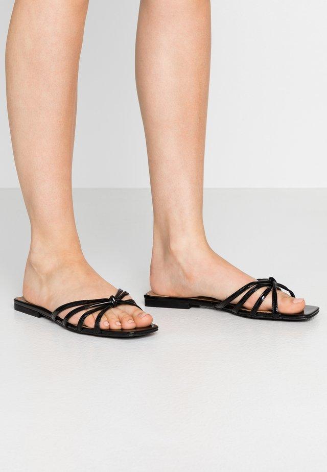 ERICKA - Sandaler - black