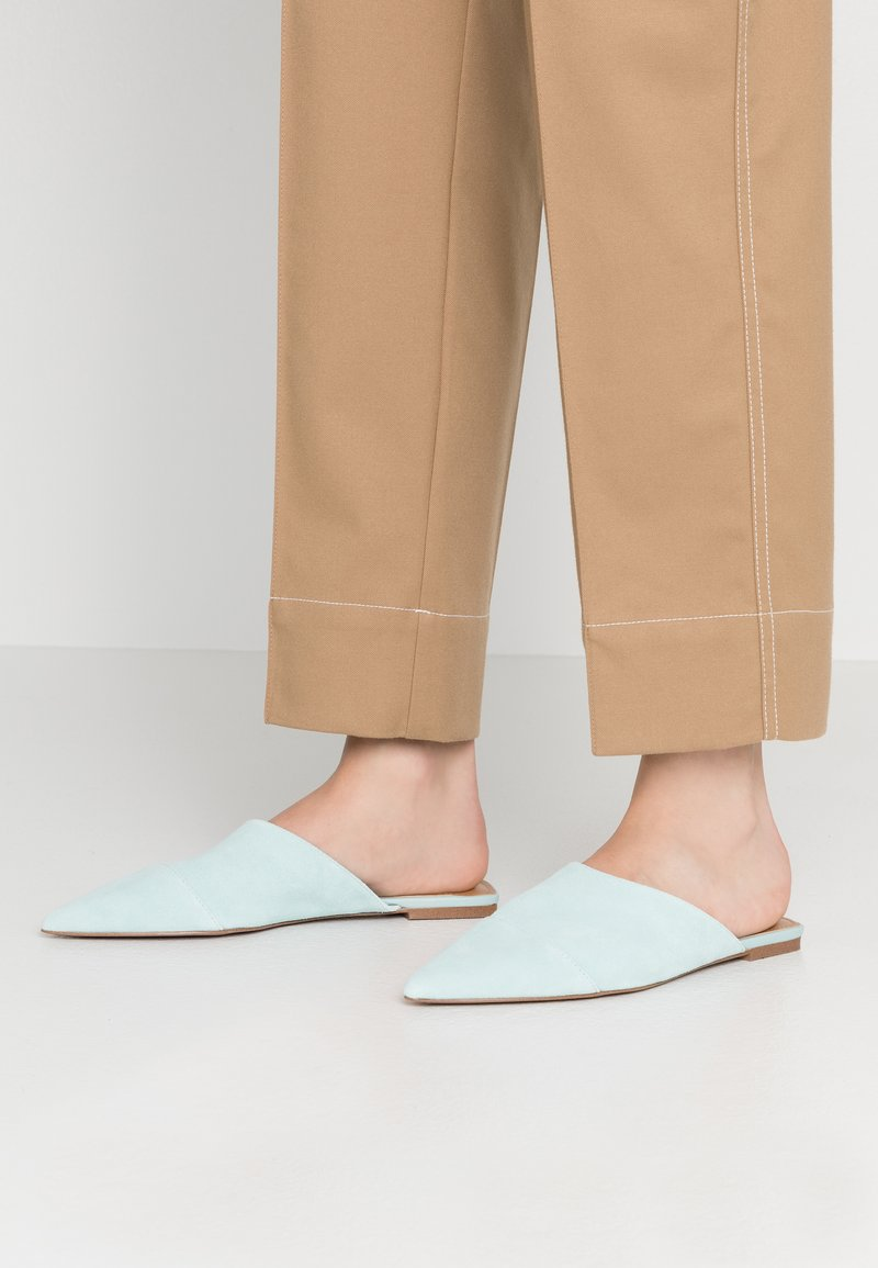 Who What Wear - DAVIDSON - Sandaler - bleached aqua