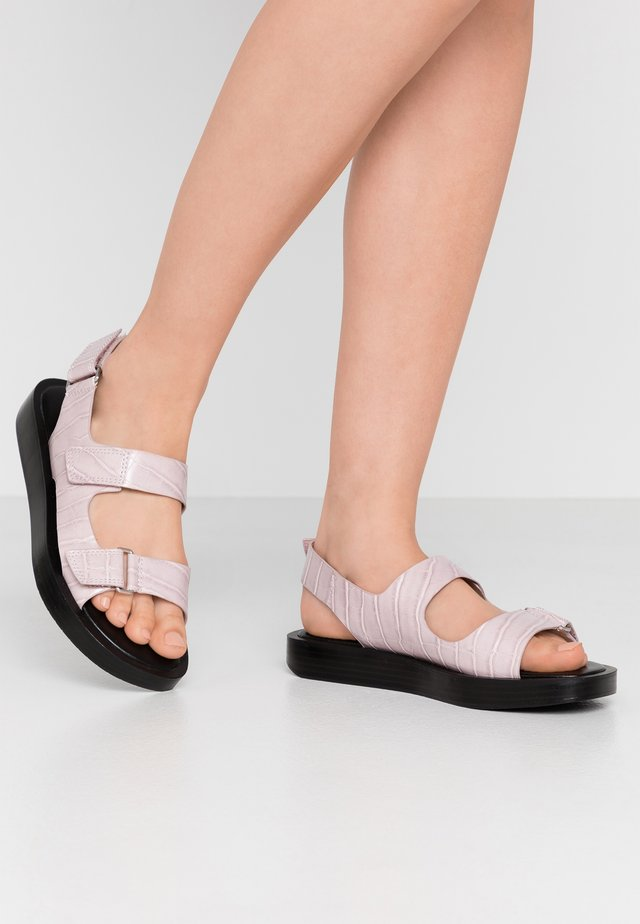AXEL - Sandals - lilac