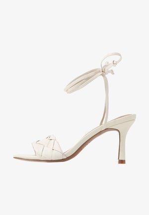 MEARA - Sandalen met hoge hak - prestine