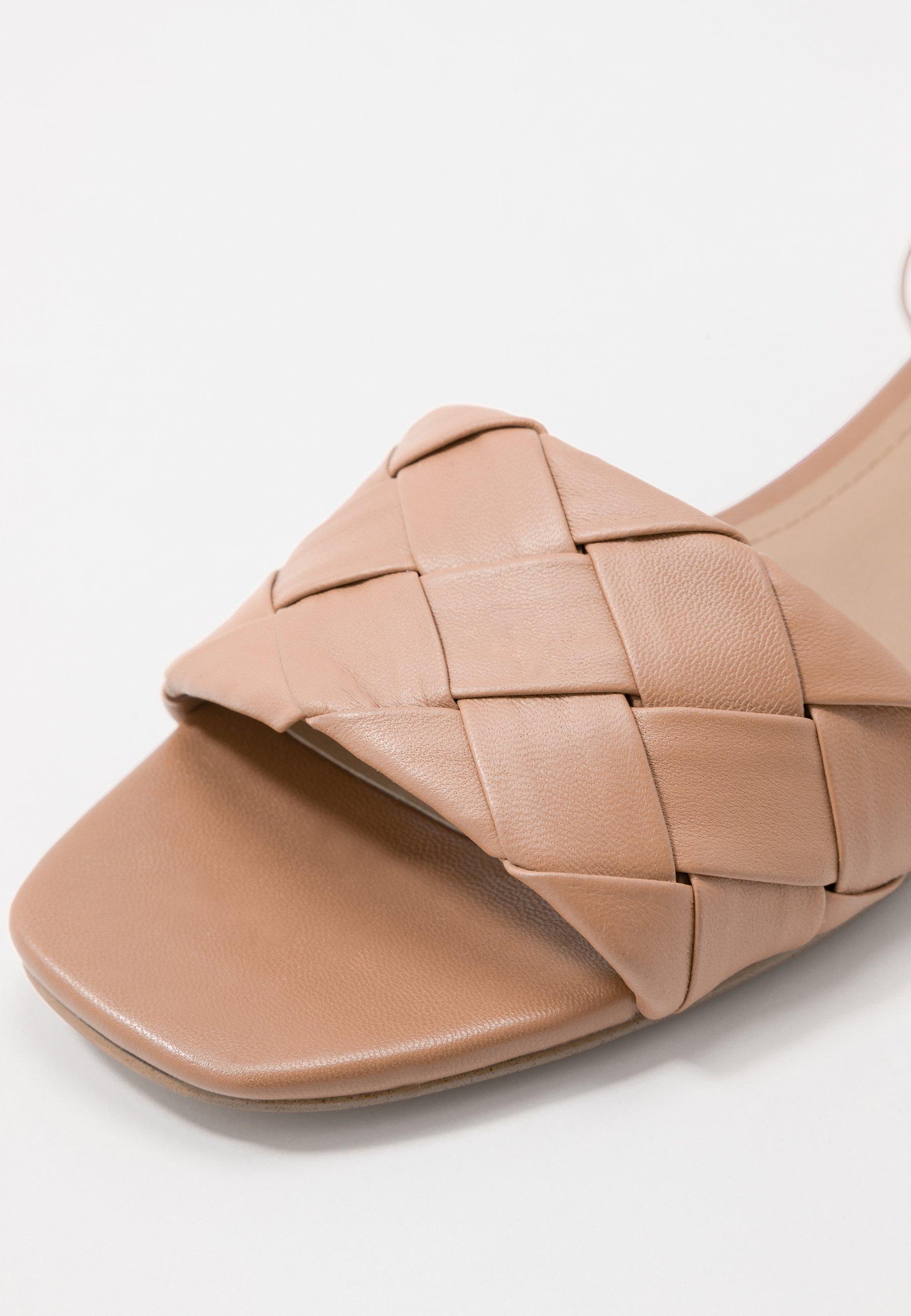 Who What Wear MARELENA - Sandaler - natural