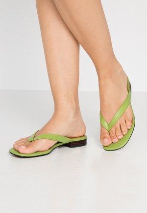 CALI - Varvassandaalit - bright green