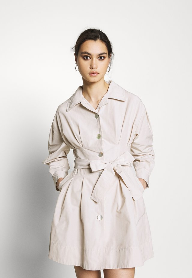 THE A LINE DRESS - Blousejurk - off-white
