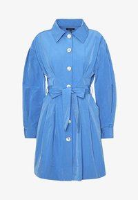 Who What Wear - THE A LINE DRESS - Shirt dress - royal blue - 3