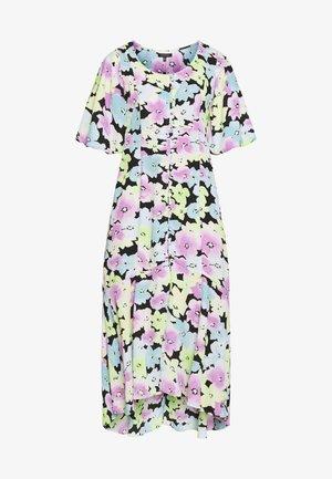THE FISHTAIL DRESS - Vestido largo - multicolor