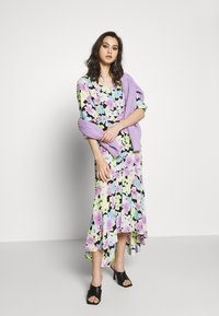 Who What Wear - THE FISHTAIL DRESS - Maxikjole - multicolor - 1