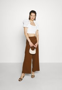 Who What Wear - THE PARTY - Blouse - white - 1
