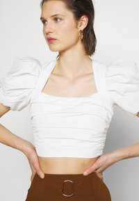 Who What Wear - THE PARTY - Blouse - white - 3