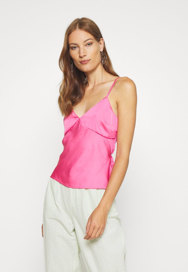 CAMI - Topper - doll pink