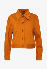 Who What Wear - THE PUFF SLEEVE JACKET - Denim jacket - marmalade - 4