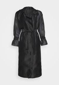Who What Wear - Trenchcoat - black