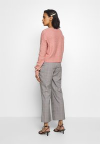 Who What Wear - THE BOXY - Cardigan - pink - 2