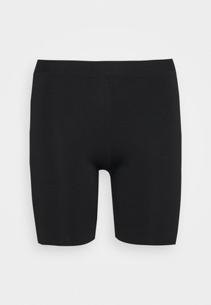 THE BIKER - Shorts - black