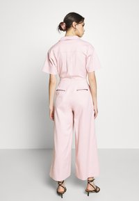 Who What Wear - THE BOILER SUIT - Jumpsuit - rose - 2