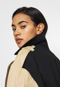 Who What Wear - Trench - tan/black - 3