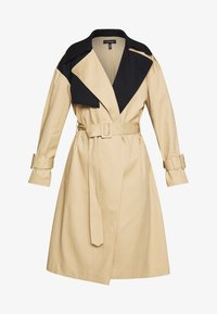 Who What Wear - Trench - tan/black - 5