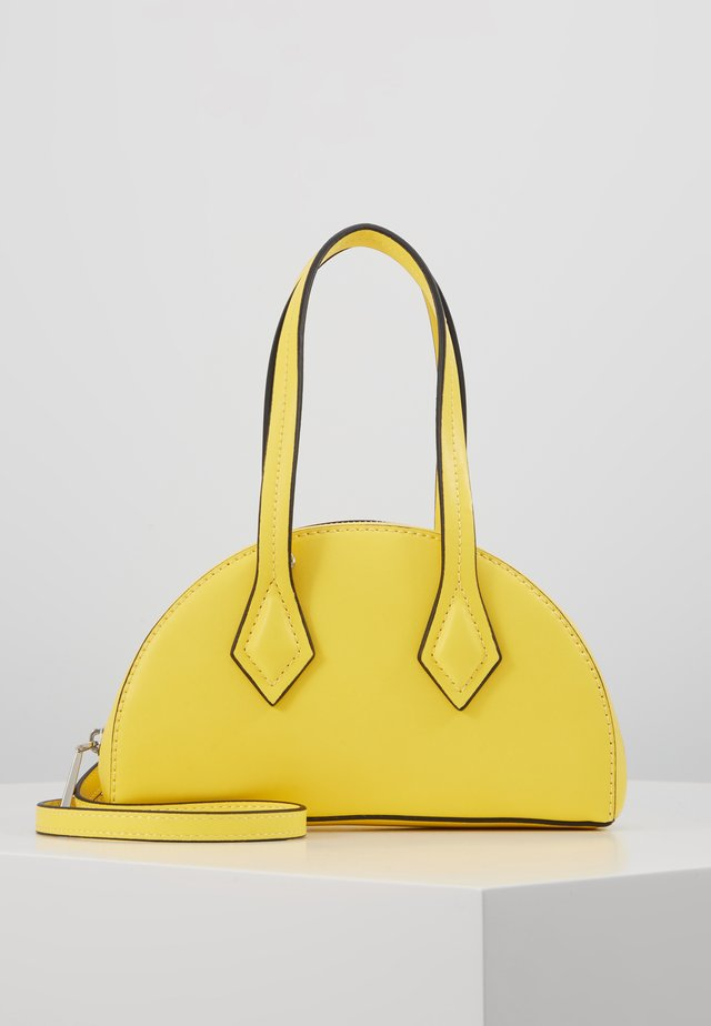 CARSON - Handbag - bright yellow