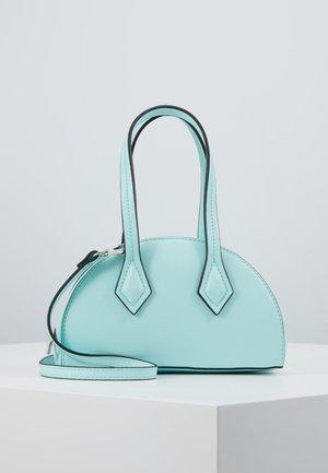 CARSON - Handbag - bleached aqua