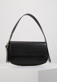 Who What Wear - SAIDE - Handbag - black - 0