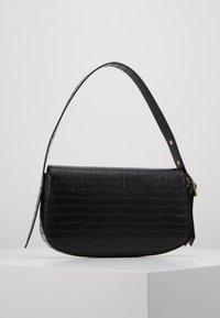 Who What Wear - SAIDE - Handbag - black - 2