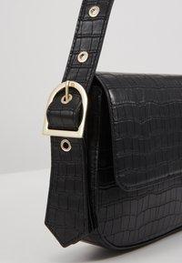 Who What Wear - SAIDE - Handbag - black - 6
