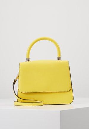 CASEY - Across body bag - bright yellow