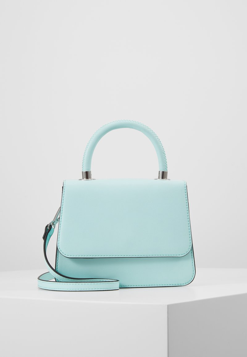 Who What Wear - CASEY - Across body bag - bleached aqua