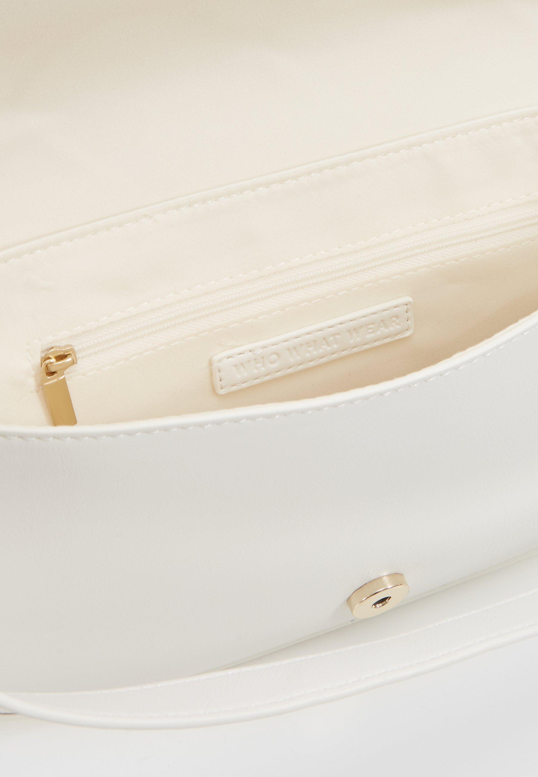 HARPER Handväska white
