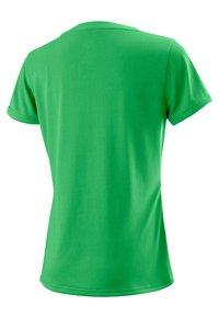 Wilson - SCRIPT TECH - Print T-shirt - green - 1