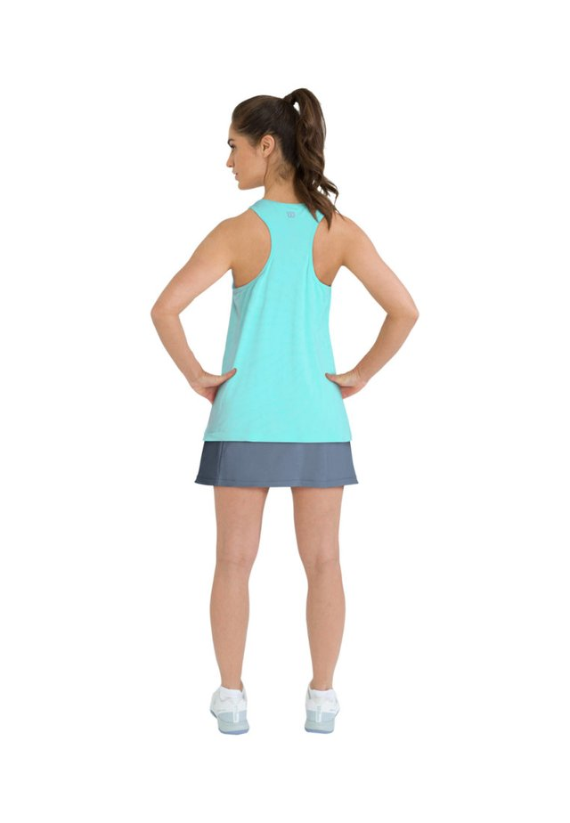 COMPETITION - Top - turquoise
