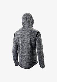 Wilson - WILSON HERREN TENNIS-SWEATJACKE - Zip-up hoodie - schwarz (200) - 1