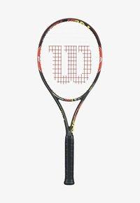 Wilson - BURN 100LS - Tennis racket - schwarz/orange - 0