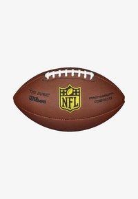 Wilson - AMERICAN FOOTBALL NFL THE DUKE - Club wear - brown - 0