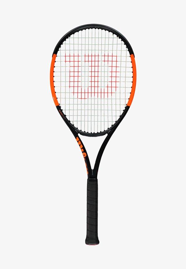 Tennis racket - black/orange
