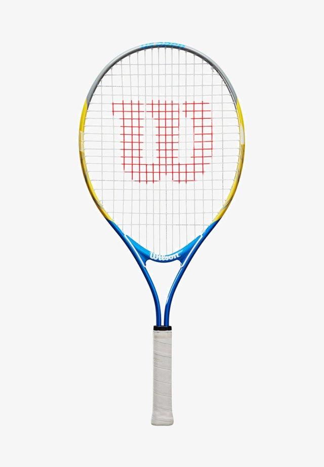 Tennis racket - blue/yellow