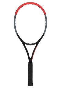 Wilson - CLASH 100 - Tennis racket - black/red - 1
