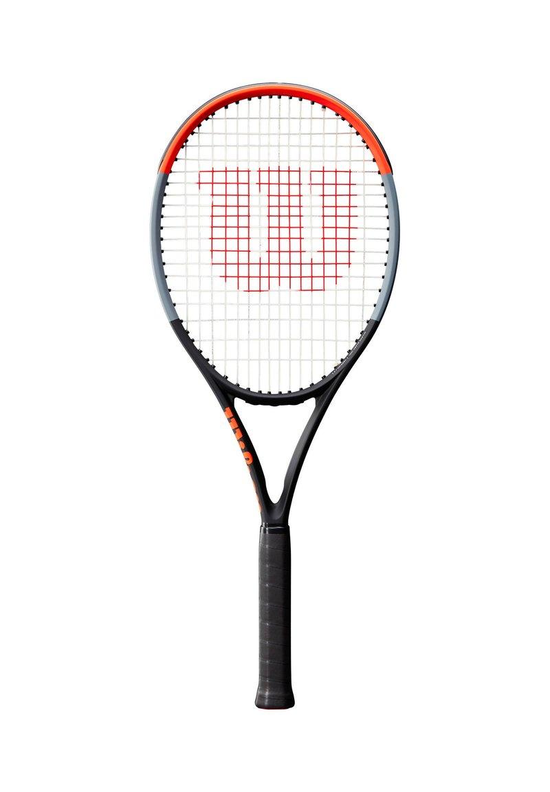 """Wilson - WILSON TENNISSCHLÄGER """"CLASH 100L"""" - UNBESAITET - 16X19 - Tennis racket - red/black"""