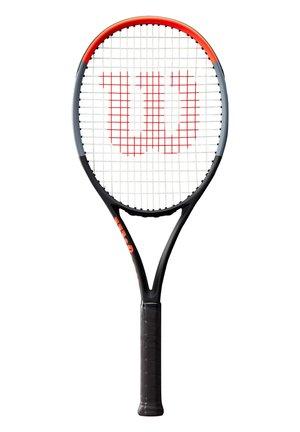 """WILSON TENNISSCHLÄGER """"CLASH 98 TOUR"""" - UNBESAITET - 16X19 - Tennis racket - red/black (709)"""