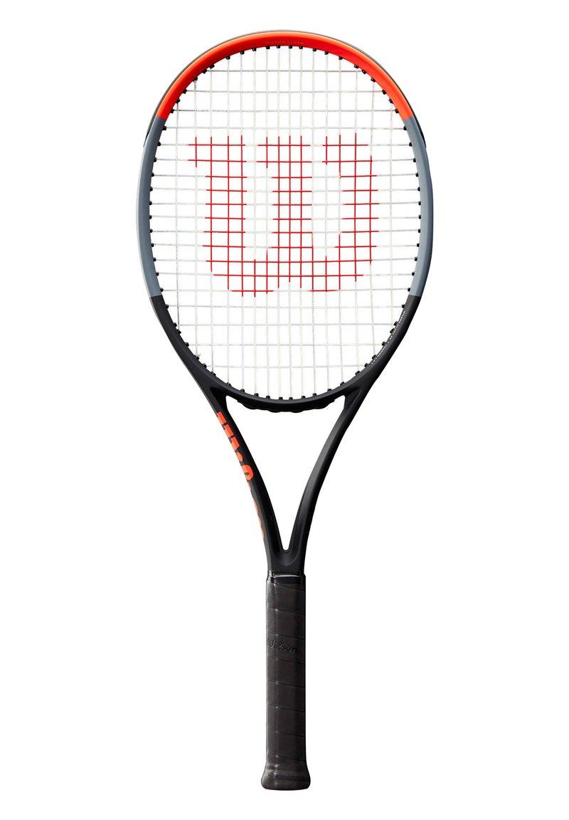 """Wilson - WILSON TENNISSCHLÄGER """"CLASH 98 TOUR"""" - UNBESAITET - 16X19 - Tennis racket - red/black (709)"""