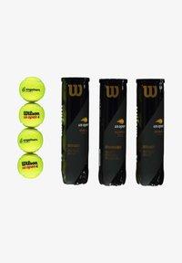 Wilson - US OPEN 3ER-SET - Tennis ball - weiss (100) - 0