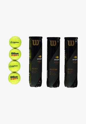 US OPEN 3ER-SET - Tennis ball - weiss (100)