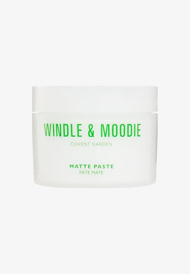 MATTE PASTE - Hair styling - -