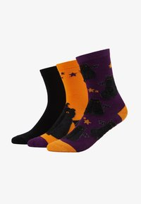 Wild Feet - PATTERNED SOCKS 3 PACK - Skarpety - multi-coloured - 1