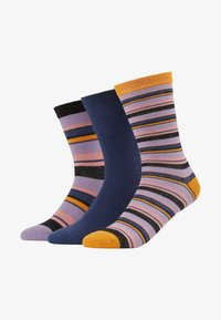 Wild Feet - STRIPES SOCKS 3 PACK - Sokken - multi - 1