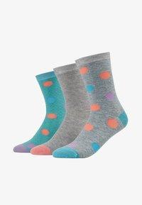 Wild Feet - DOTTY SOCKS 3 PACK - Sokken - multi - 1